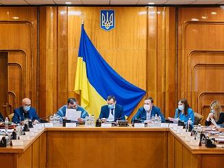 чергове засідання Центральної виборчої комісії